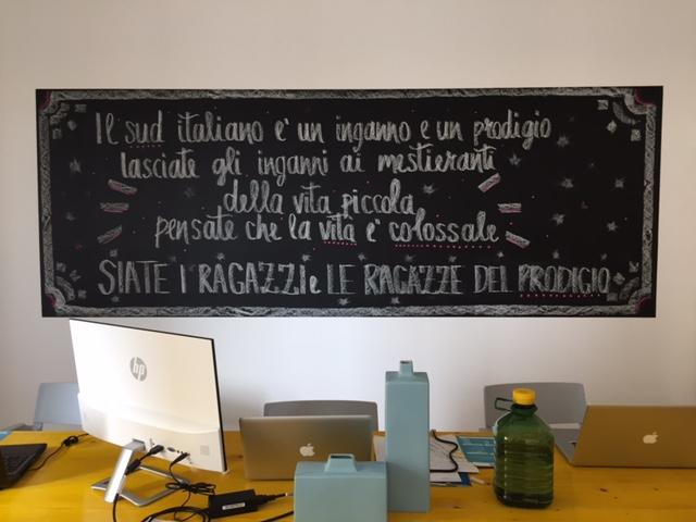 Coworking La Capagrossa