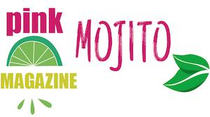 Pink Mojito Magazine logo