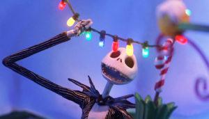 film da vedere a Natale in famiglia: Nightmare before Christmas