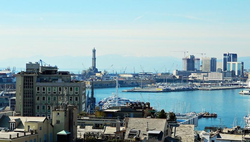 Dove andare in vacanza in inverno: Genova