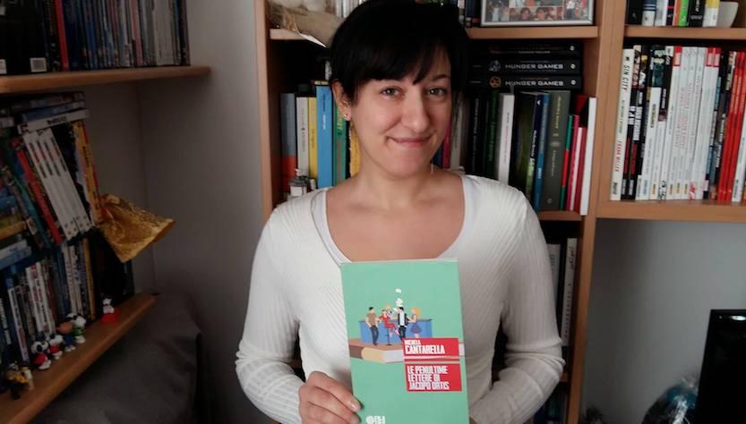 Come diventare scrittrice: Michela Cantarella