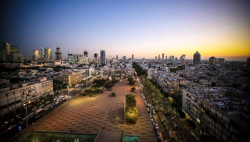 Dove posso andare da sola: Tel Aviv