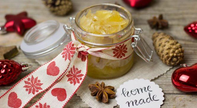 Regali di Natale: idee per regali fatti a mano in cucina