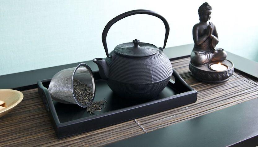 Accessori per tè e tisane: teiera giapponese