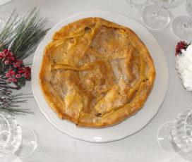 Ricette tipiche italiane: la Pizza 7 sfoglie di Cerignola