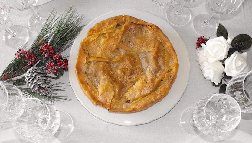 Pizza 7 sfoglie Cerignola