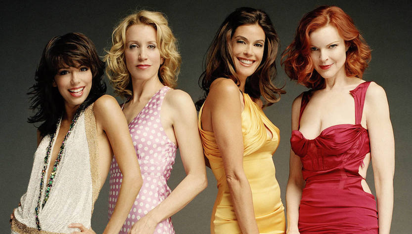 Desperate Housewives 13 anni