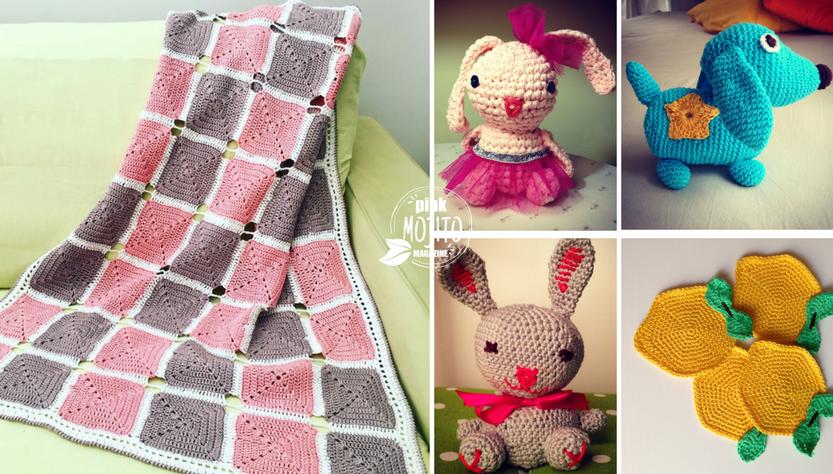 Idee Per Lavori Alluncinetto Pink Mojito Magazine