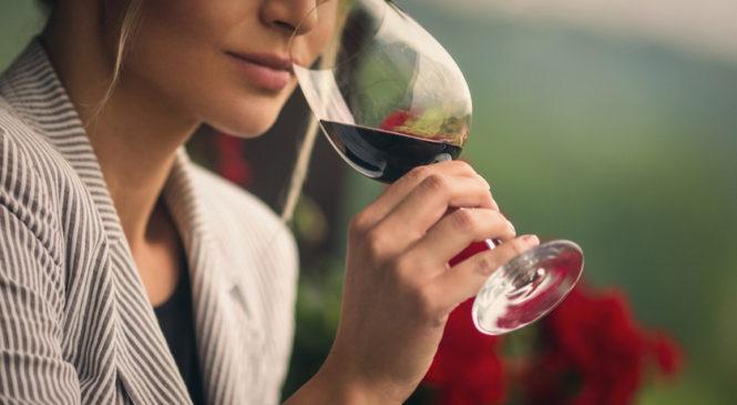 Il vino è una bevanda per donne?