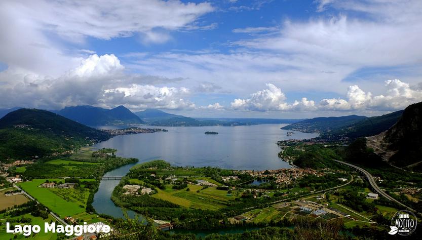 Dove andare ponti primaverili: Lago Maggiore