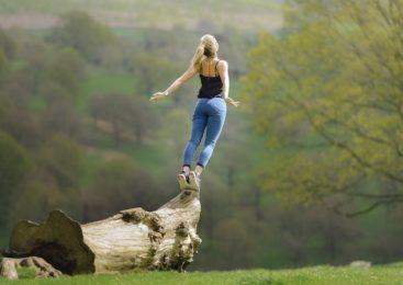 La donna e la ricerca dello stare bene