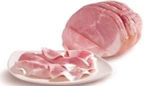 Colazioni salate e salutari: prosciutto cotto
