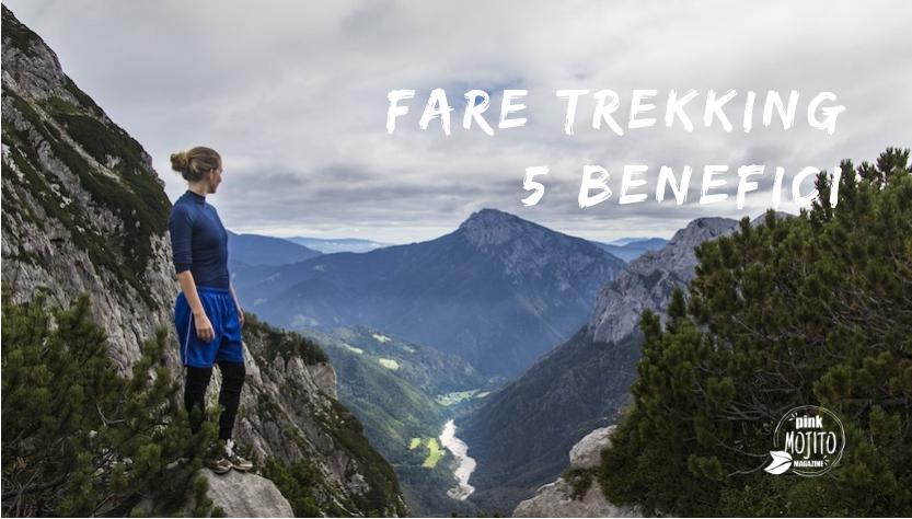 Trekking Benefici