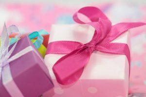 regalo rosa