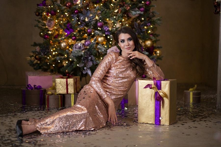 Vestiti Lunghi Natale